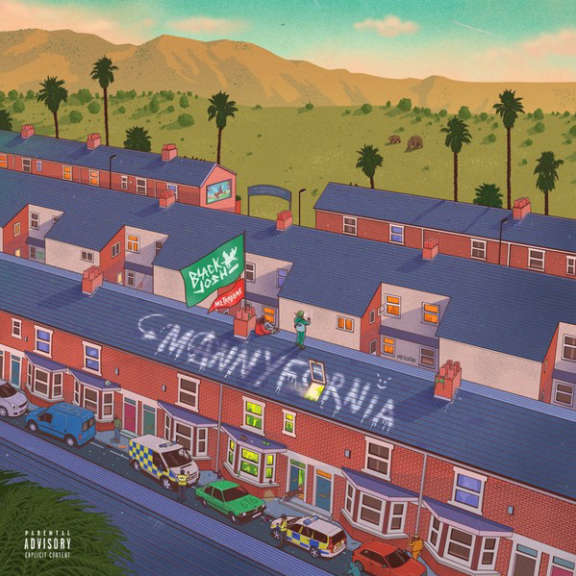 Black Josh & Metrodome Mannyfornia LP 0