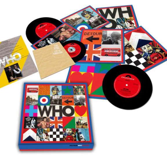 The Who Who (Boxset) 7 tuumainen 2020
