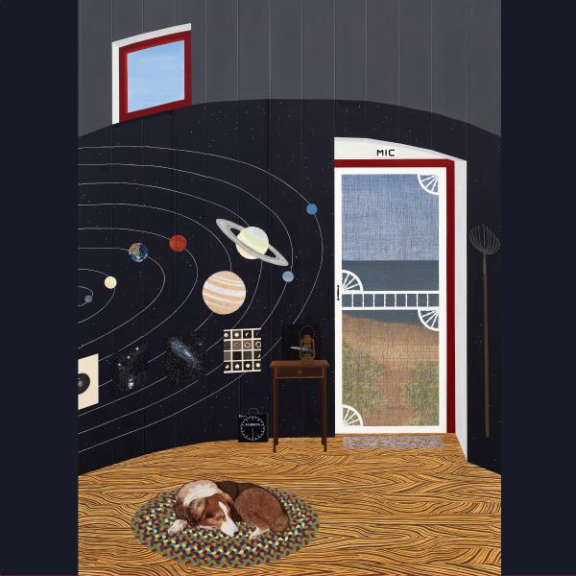 Mary Lattimore Silver ladders (black) LP 2020