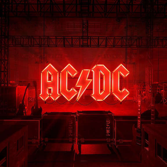 AC/DC Power Up (Opaque Red Vinyl) LP 2020