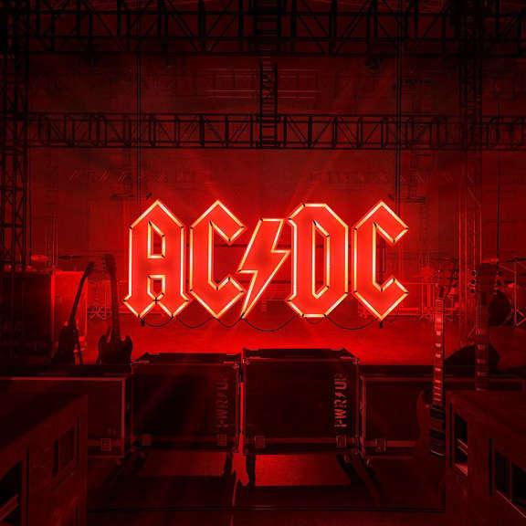 AC/DC Power Up (Opaque Red Vinyl) LP 2020