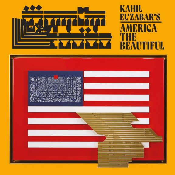Kahil El'Zabar Kahil El'Zabar's America The Beautiful LP 2020