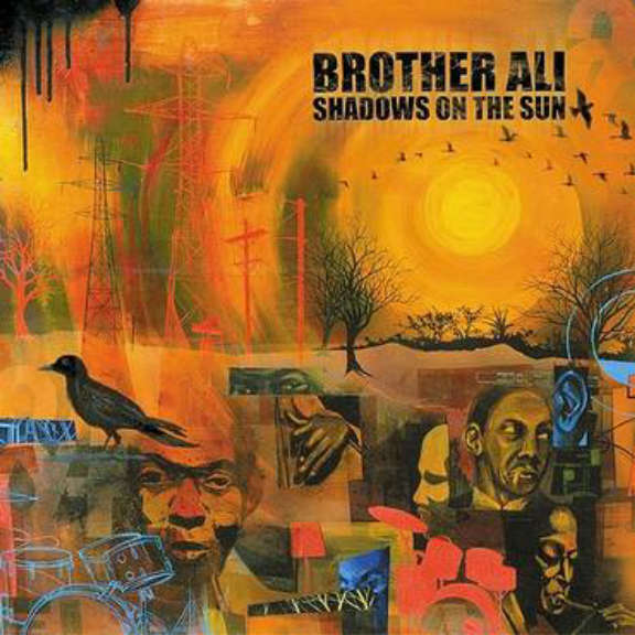 Brother Ali Shadows On The Sun (coloured) LP 0