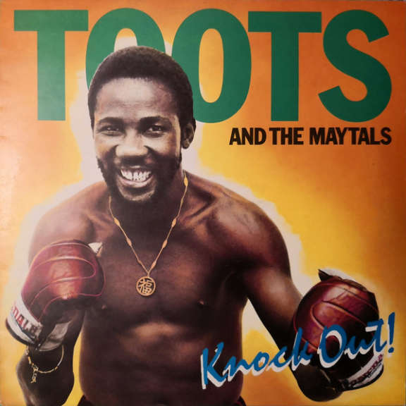 Toots and The Maytals Knock Out! LP 2020