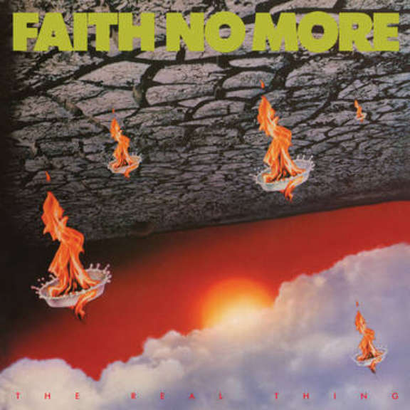 Faith No More The Real Thing (coloured) LP 0