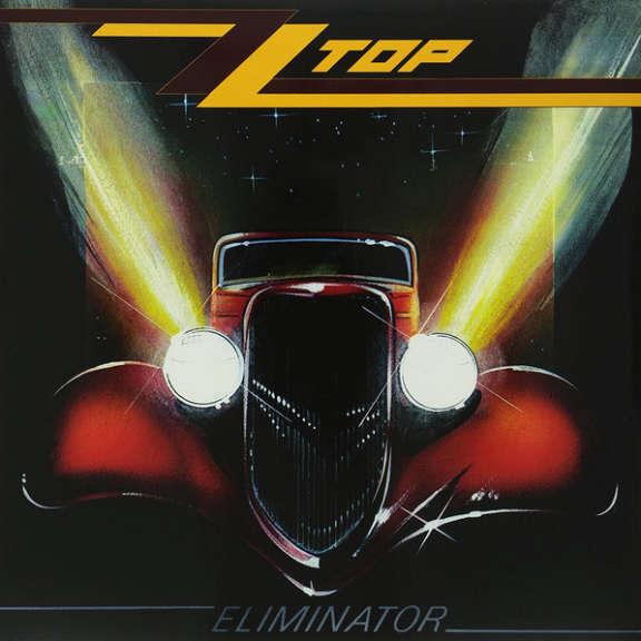 ZZ Top Eliminator (coloured) LP 0