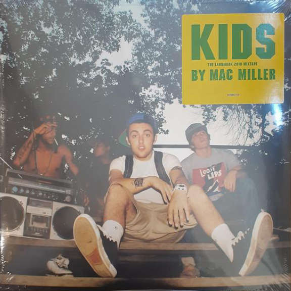 Mac Miller K.I.D.S. (Kickin Incredibly Dope Shit) LP 0