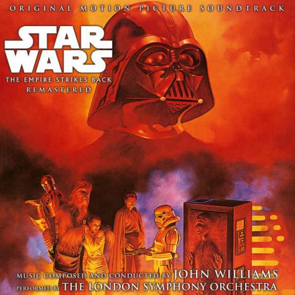 Star Wars Soundtrack : The Empire Strikes Back LP 2020
