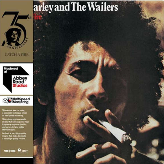 Bob Marley & The Wailers Catch A Fire  LP 2020
