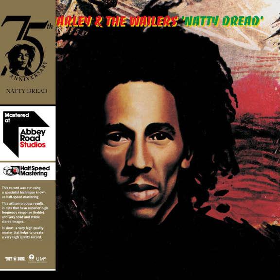 Bob Marley & The Wailers Natty Dread LP 2020