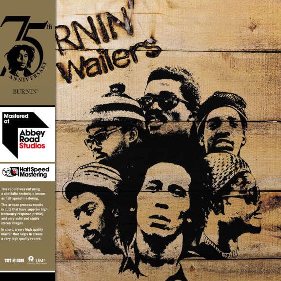 Bob Marley & The Wailers Burnin' LP 2020