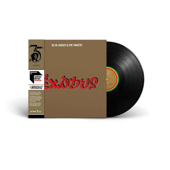Bob Marley & The Wailers Exodus LP 2020