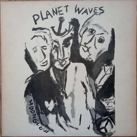 Bob Dylan Planet Waves LP 0