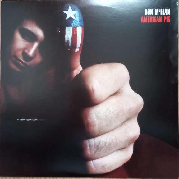 Don McLean American Pie  LP 0