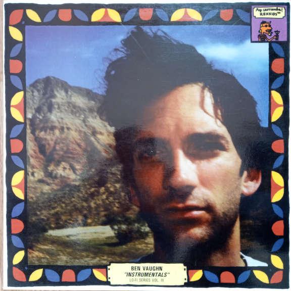 Ben Vaughn Instrumentals '89 - '91 LP 0
