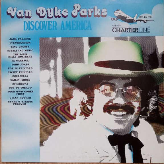 Van Dyke Parks Discover America LP 0
