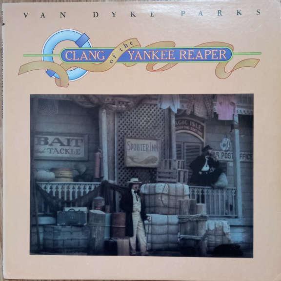 Van Dyke Parks Clang Of The Yankee Reaper LP 0