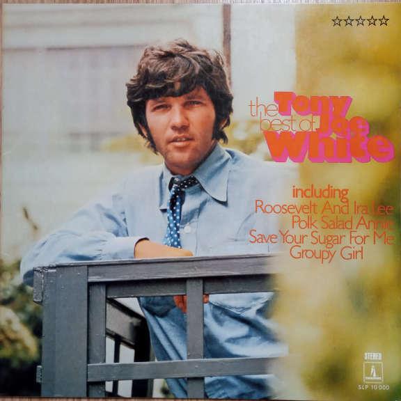 Tony Joe White The Best Of Tony Joe White LP 0