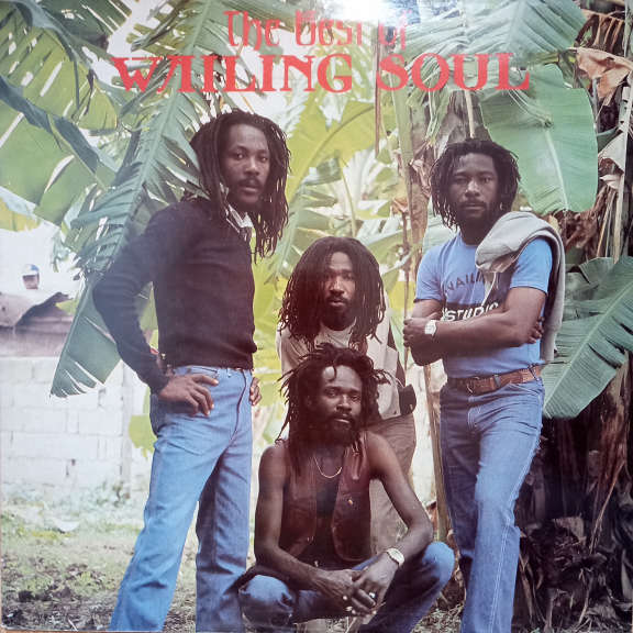Wailing Soul The Best Of Wailing Soul LP 0
