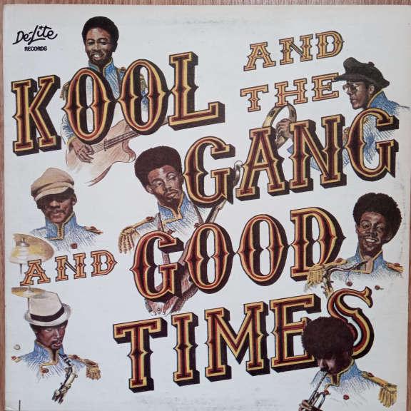 Kool And The Gang Good Times   LP 0