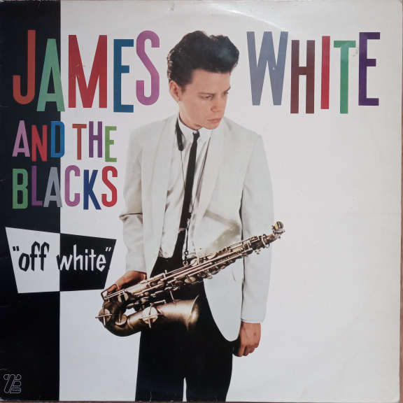 James White & The Blacks Off White  LP 0