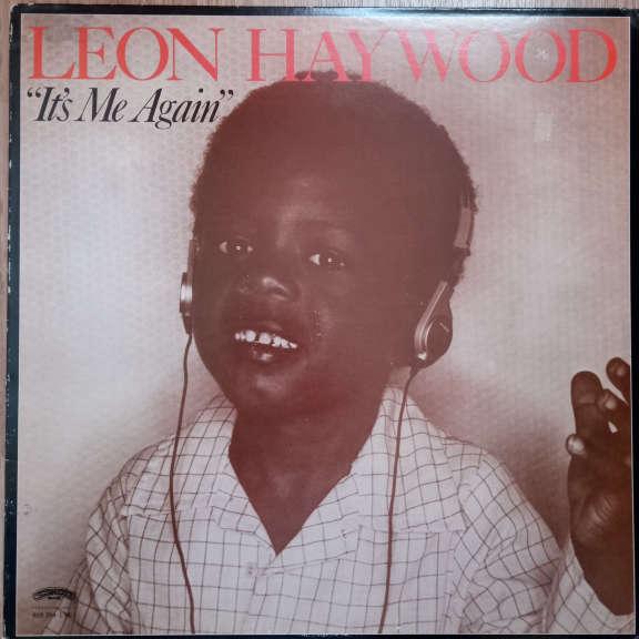 Leon Haywood It's Me Again LP 0