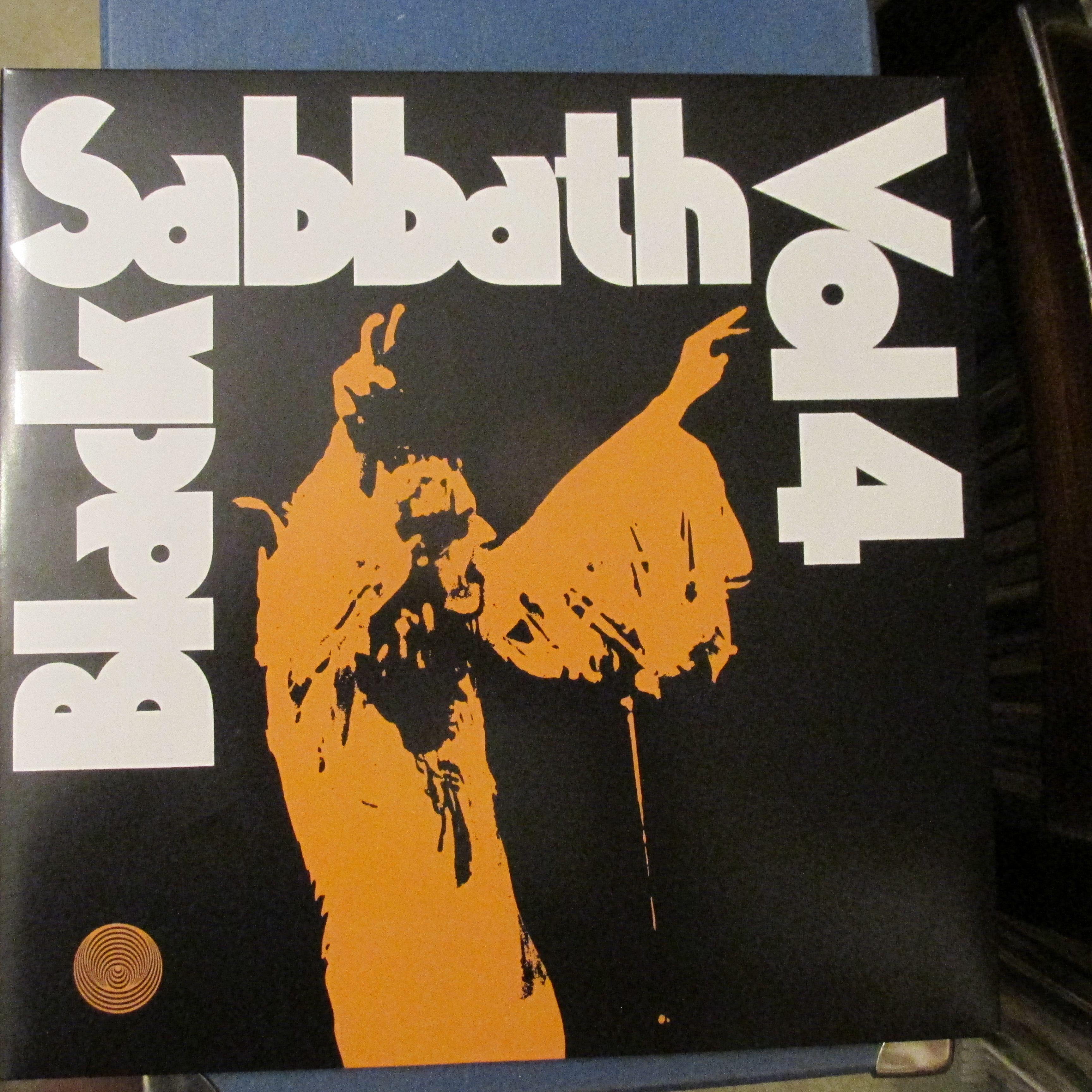 Black Sabbath Vol 4 LP undefined