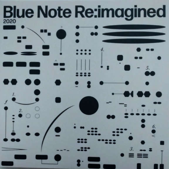 Various Blue Note Re:Imagined 2020 LP 0