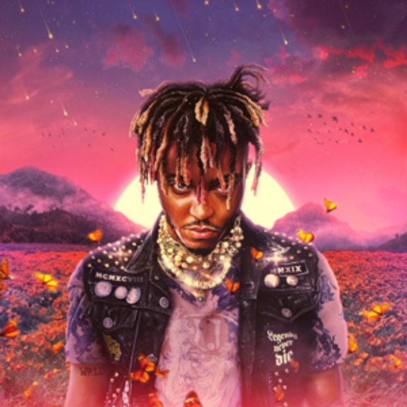 Juice WRLD Legends Never Die LP 0