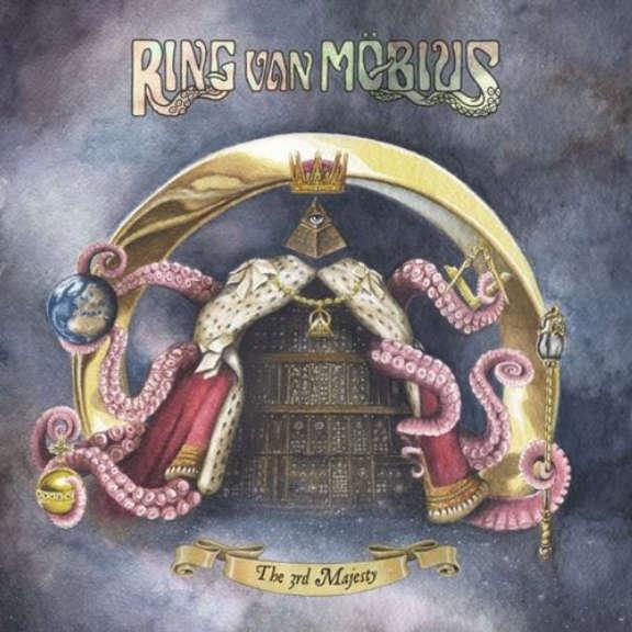 Ring Van Möbius The 3rd Majesty LP 2020