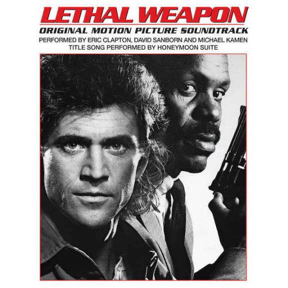 Various Soundtrack : Lethal weapon (RSD 2020, Osa 3) LP 0