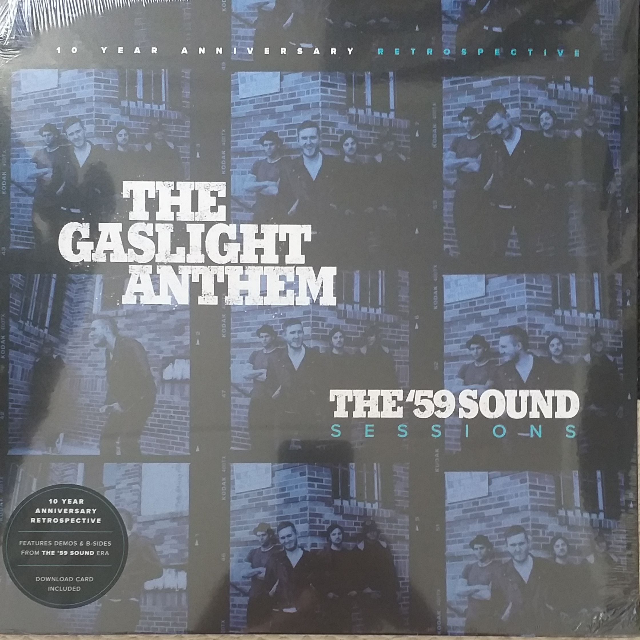 The gaslight anthem The 59' sound sessions LP undefined