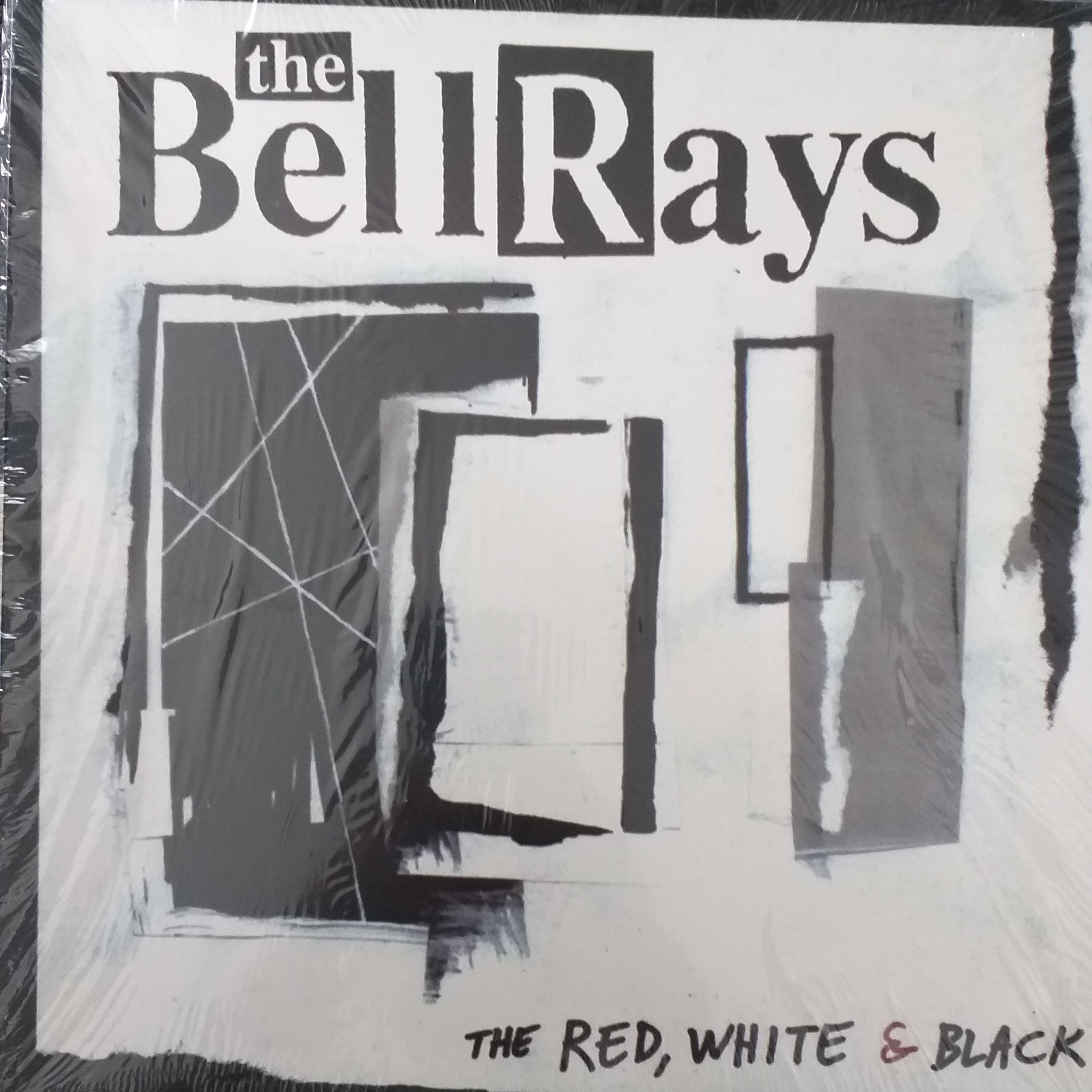 The Bellrays The red, white & black LP undefined