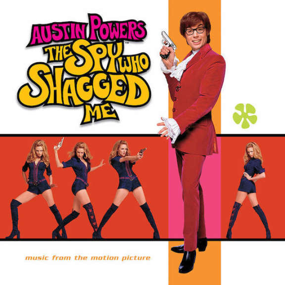 Austin Powers Soundtrack: The Spy Who Shagged Me (RSD 2020, Osa 3) LP 0