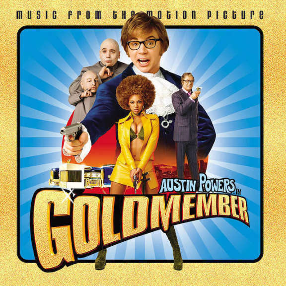 Austin Powers Soundtrack: In Goldmember (RSD 2020, Osa 3) LP 0