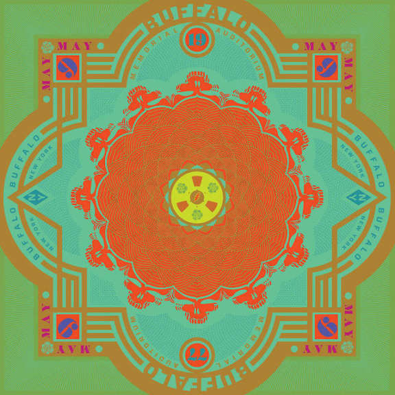 Grateful Dead Buffalo 5/9/77 (RSD 2020, Osa 3) LP 0