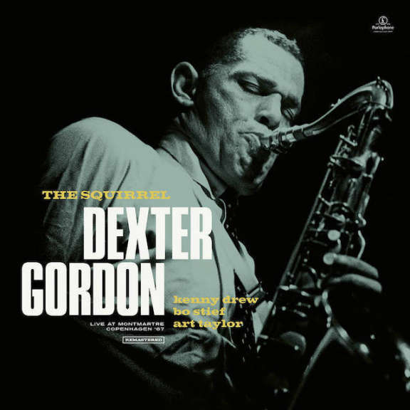 Dexter Gordon The squirrel (RSD 2020, Osa 3) LP 0