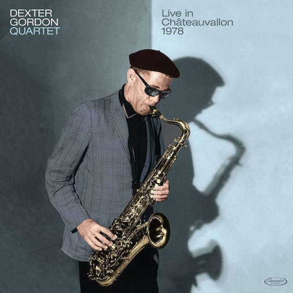 Dexter Gordon Quartet Live In Châteauvallon - 1978 (RSD 2020, Osa 3) LP 0