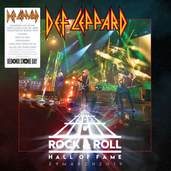Def Leppard Rock & Roll Hall Of Fame 29 March 2019 (RSD 2020, Osa 3) LP 0
