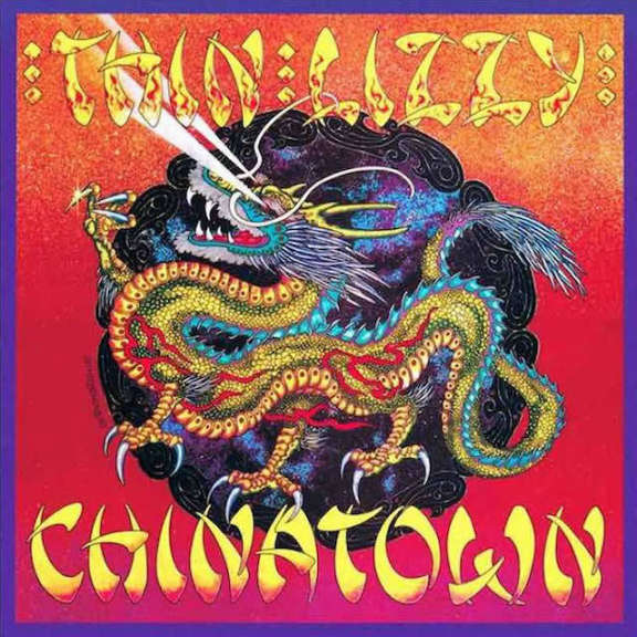 Thin Lizzy Chinatown (RSD 2020, Osa 3) LP 0