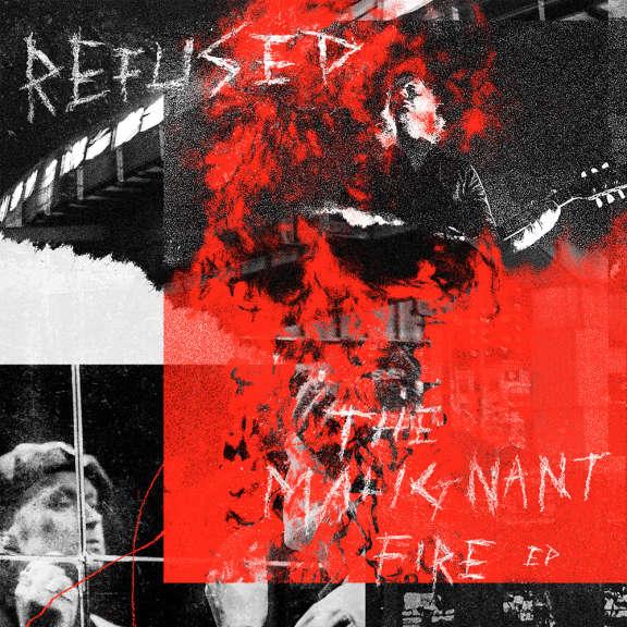 Refused Malignant Fire LP 2020