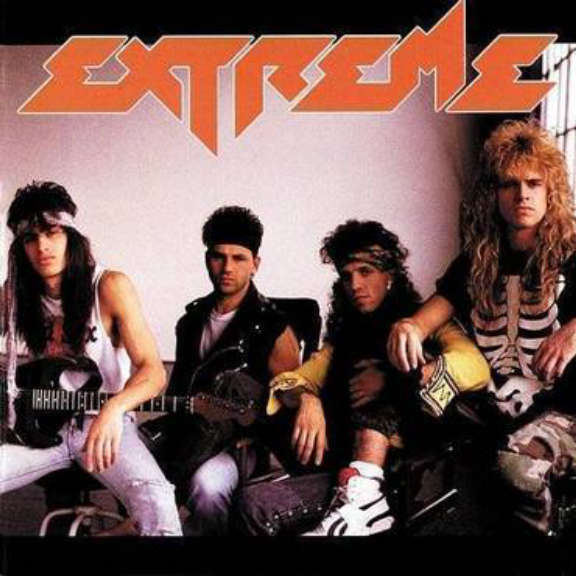 Extreme Extreme (coloured) LP 2020