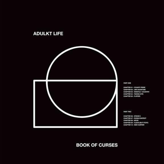 Adulkt Life Book Of Curses (black) LP 2020