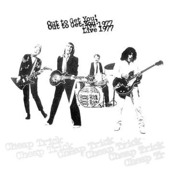 Cheap Trick Out to get you! live 1977 (RSD 2020, Osa 3) LP 0