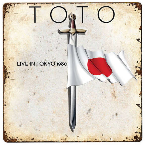 Toto Live in Tokyo 1980 LP (RSD 2020, Osa 3) LP 0