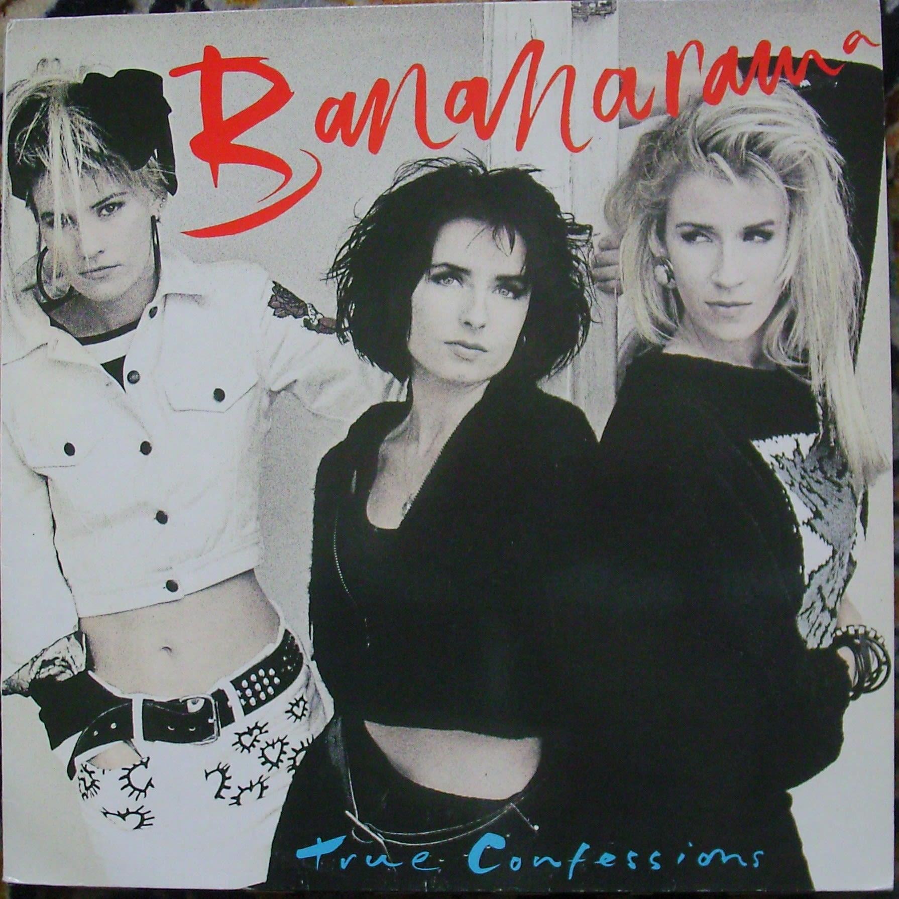 Bananarama True Confessions LP undefined