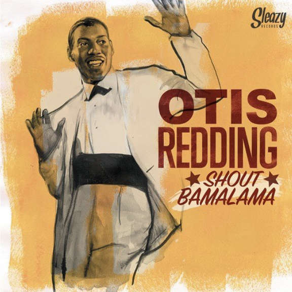 Otis Redding Shout Bamalama LP 2020