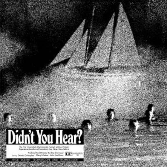 Mort Garson Didn't You Hear? (black) LP 2020