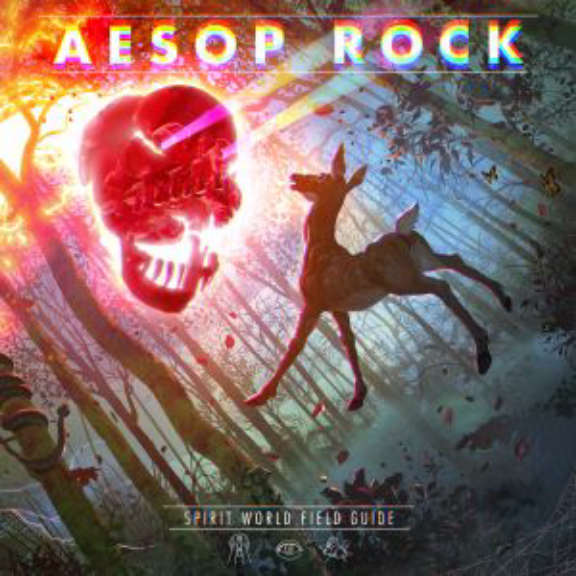 Aesop Rock Spirit World Field Guide LP 2020