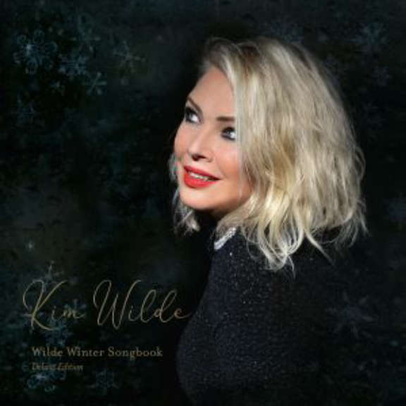 Kim Wilde Wilde winter song book (coloured) LP 2020